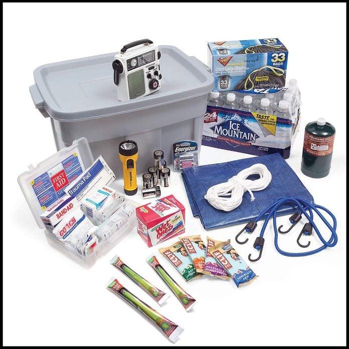 Basic storm kit