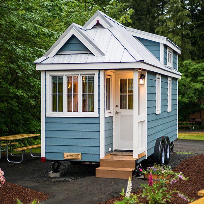 Tumbleweed Tiny House Company Cypress