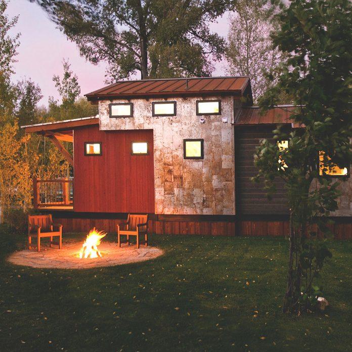 Wheelhaus Caboose tiny home