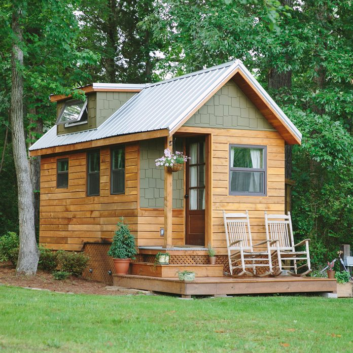 Wind River Tiny Homes Bungalow