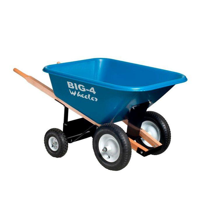 Big-4 Wheeler wheel barrow
