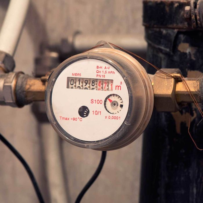 Use Your Water Meter