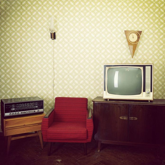retro vintage furniture decor
