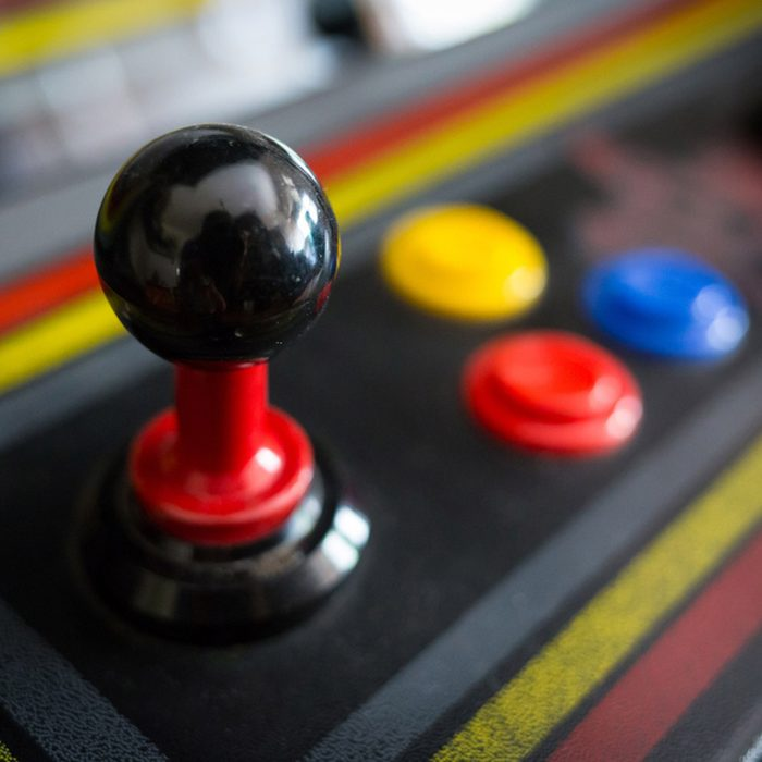 Full-Size Arcade Machines