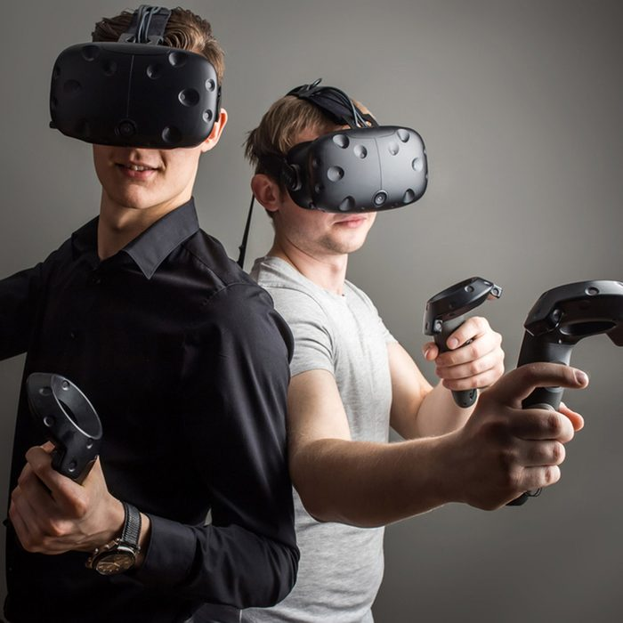 Physical Elbow Room for Virtual Games