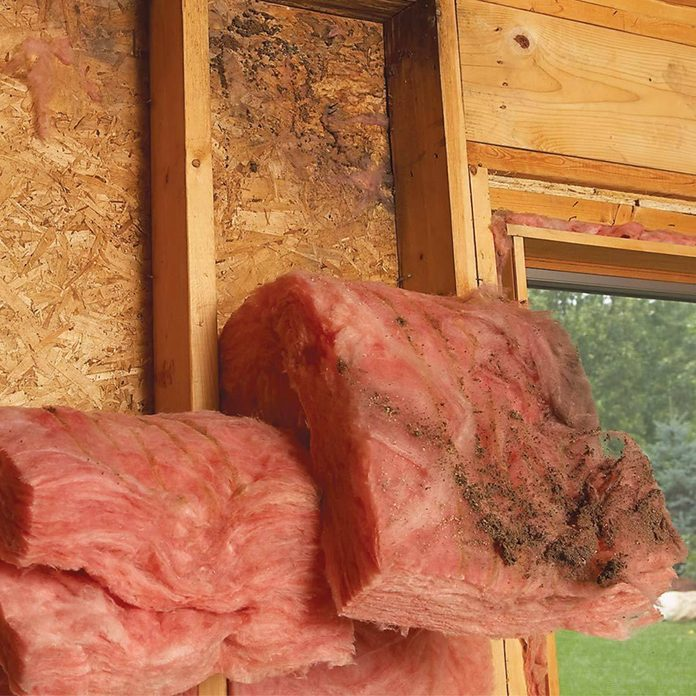 replace old insulation