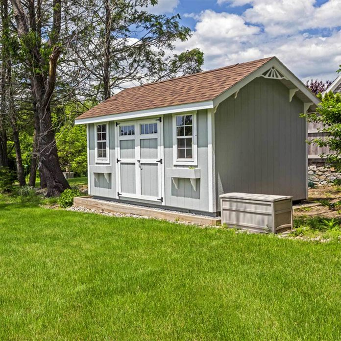 storage shed from costco