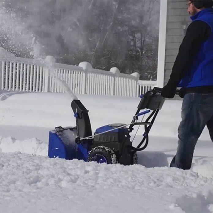 Snow Joe iON18 Ion Snow Blower