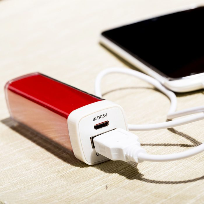 Charge Portable Devices Even During Power Outages