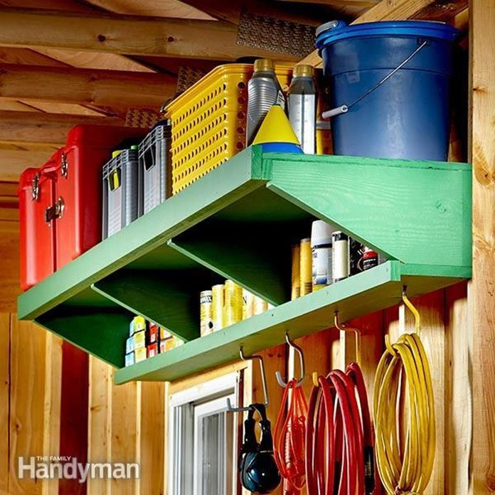 Convert Extra Storage Space shed garage
