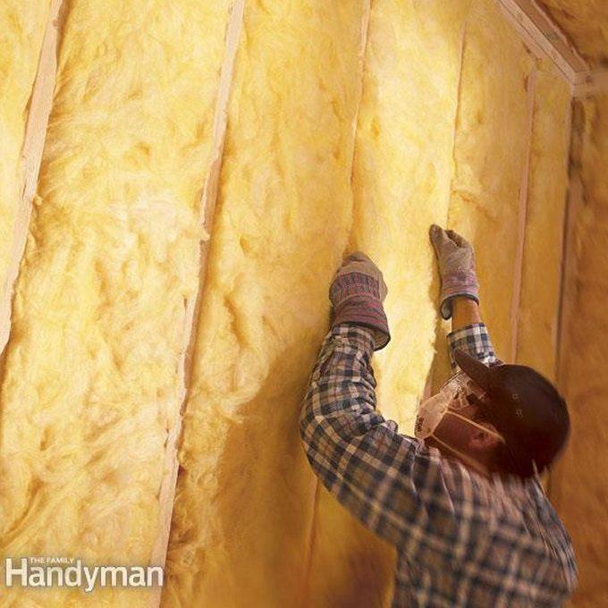 Install Insulation