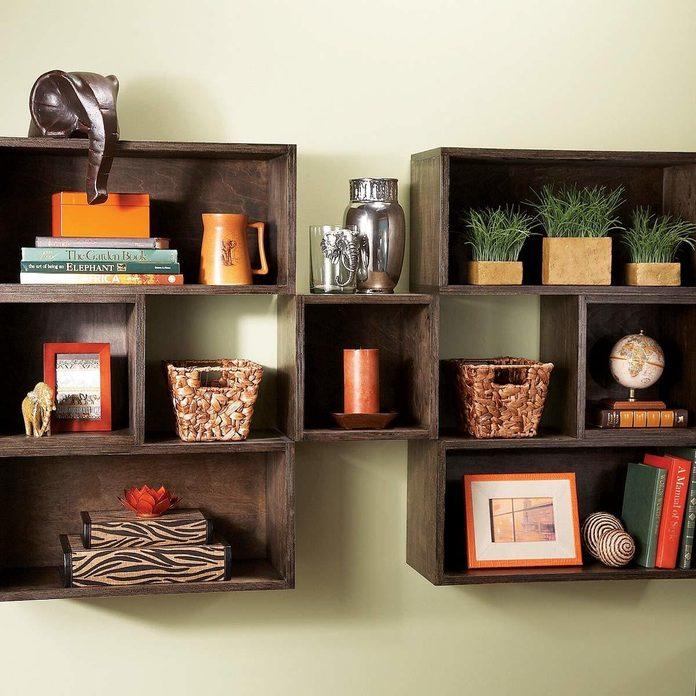 open box shelves