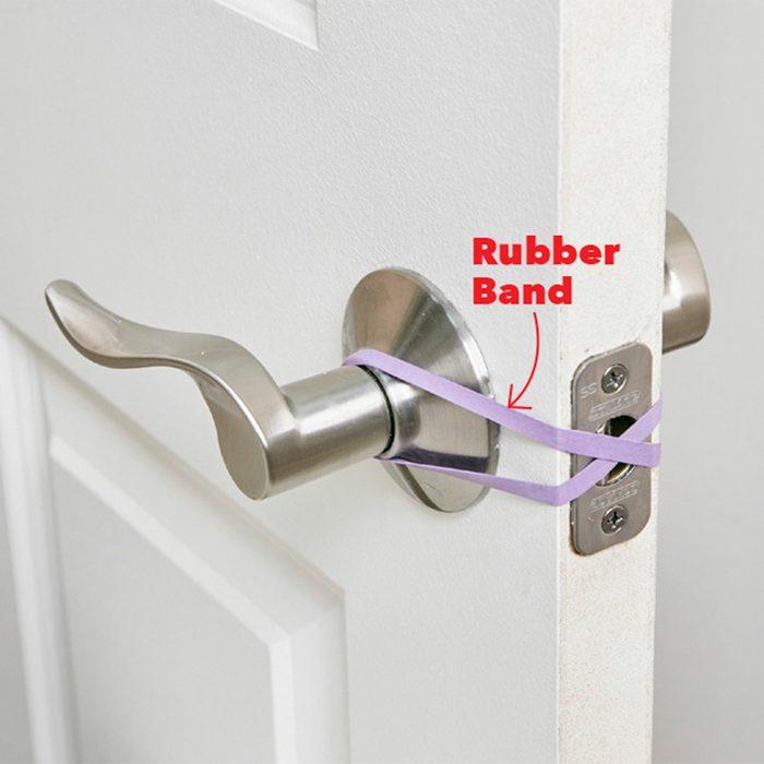Hands-Free Door Trick