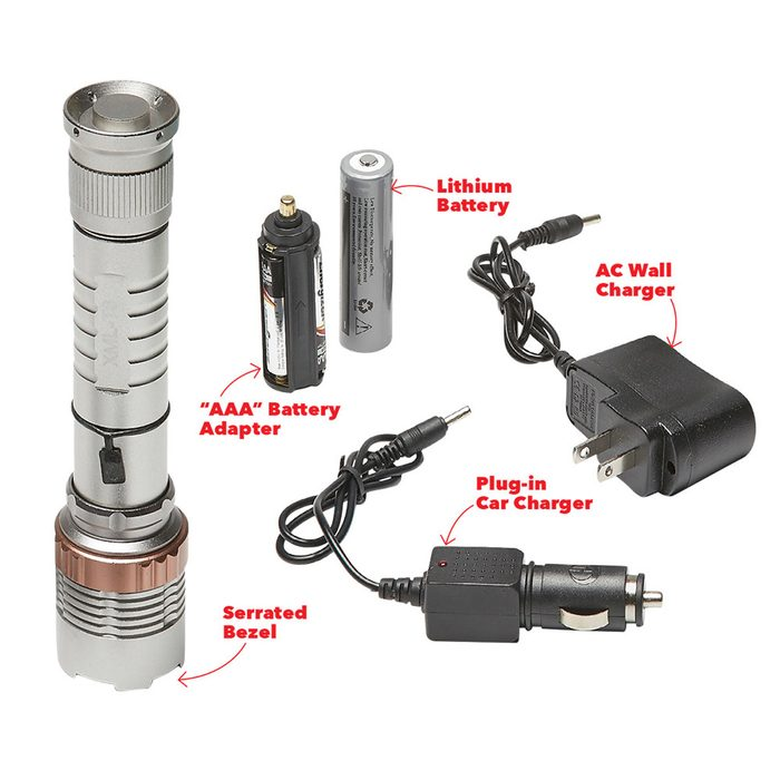 Next-generation flashlight