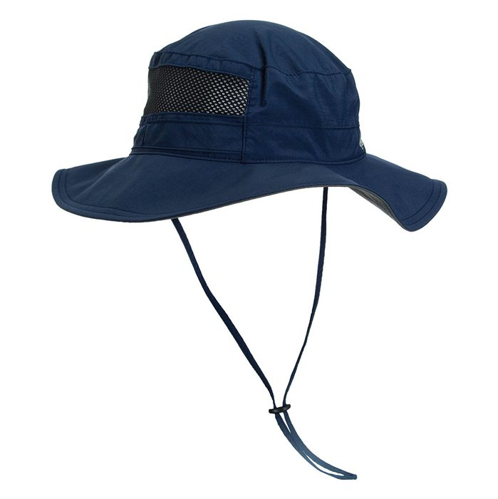 Hats for Weather and Debris