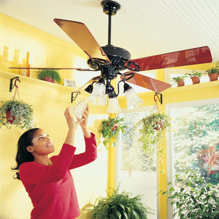Switch Your Ceiling Fan Direction