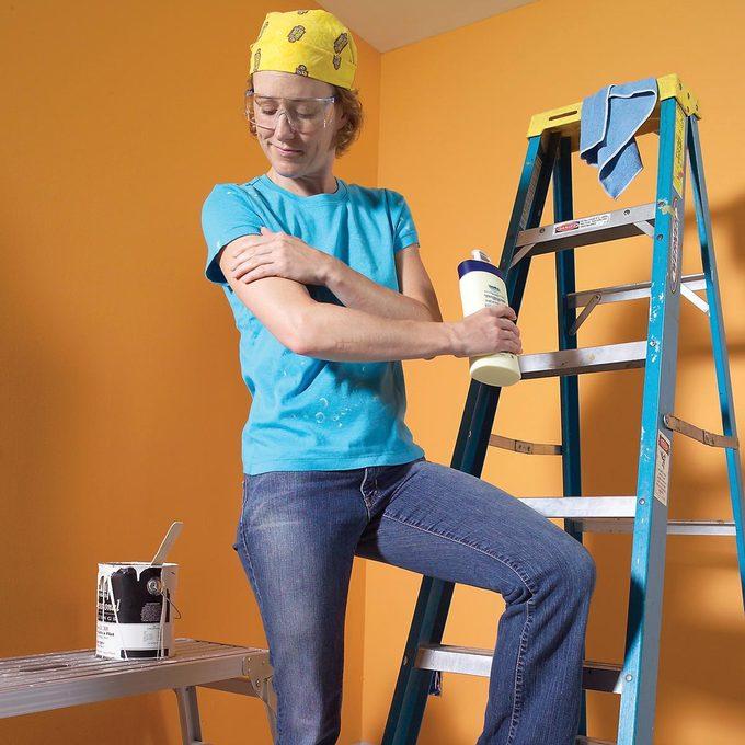 Pre-Paint Lotion