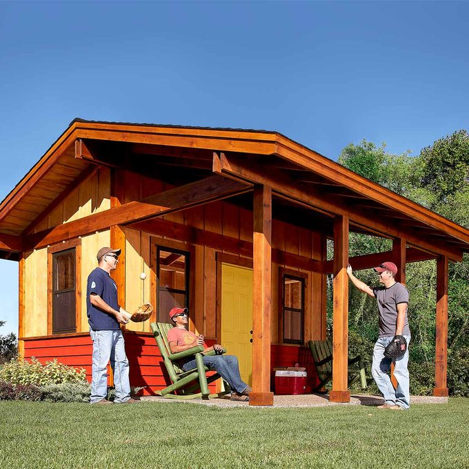 shed plus shelter