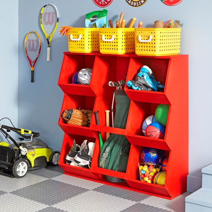 Shove Things in a Storage Bin for the Classroom
