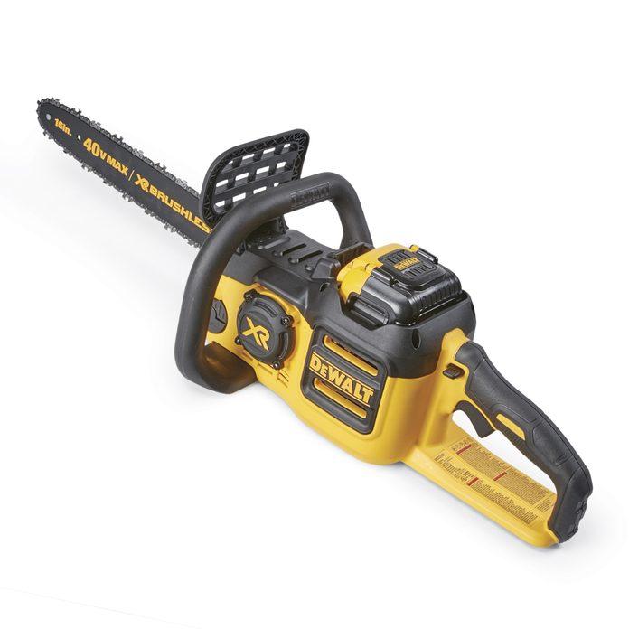 Dewalt cordless chain saw