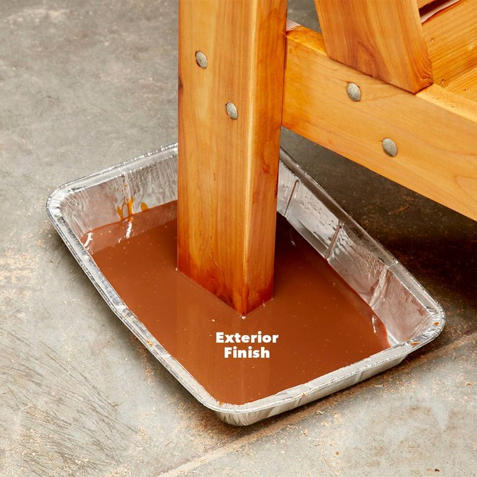 perfect patio chairs stain