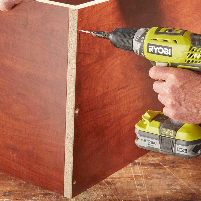 Countersink for screws