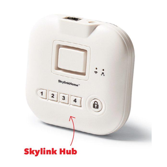 Skylink hub controller