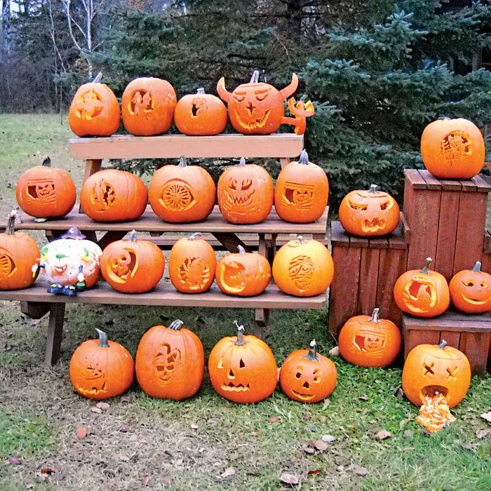 Host a Pumpkin Carving Party
