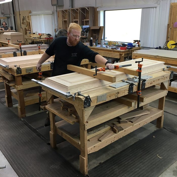 Making the lid of a coffin   Construction Pro Tips