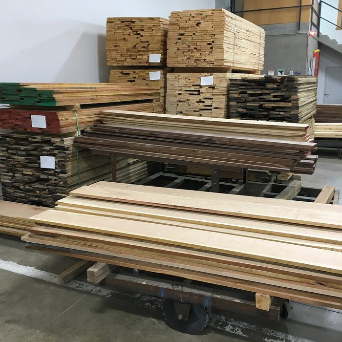 Piles and stacks of lumber   Construction Pro Tips