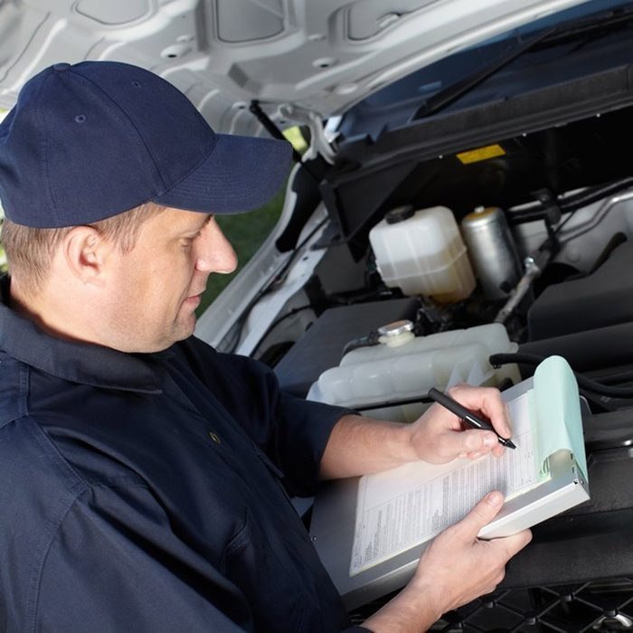 Get an Inspection Before Selling Your Car