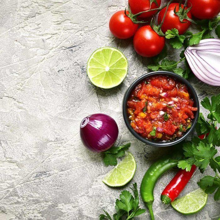 Grilled Salsa