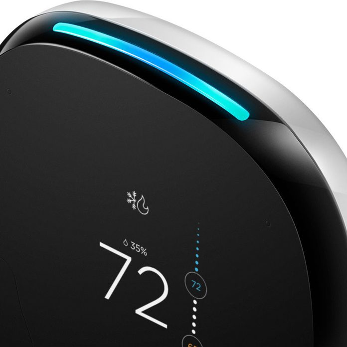 ecobee-thermostat Tracking the Weather