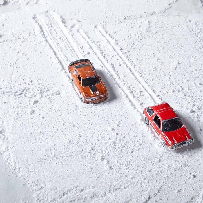 Practice Your Winter Driving Skills