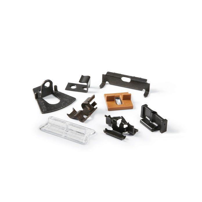 Hidden Deck Board Fasteners