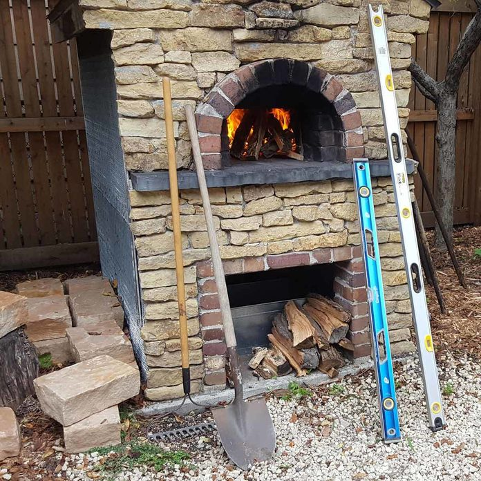 pavers_3 tools for brick oven patio