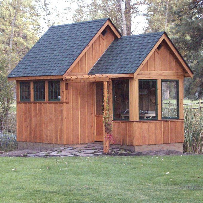 reader ultimate garden shed