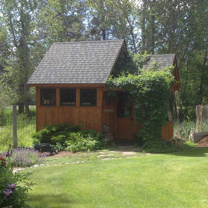 franks ultimate garden shed