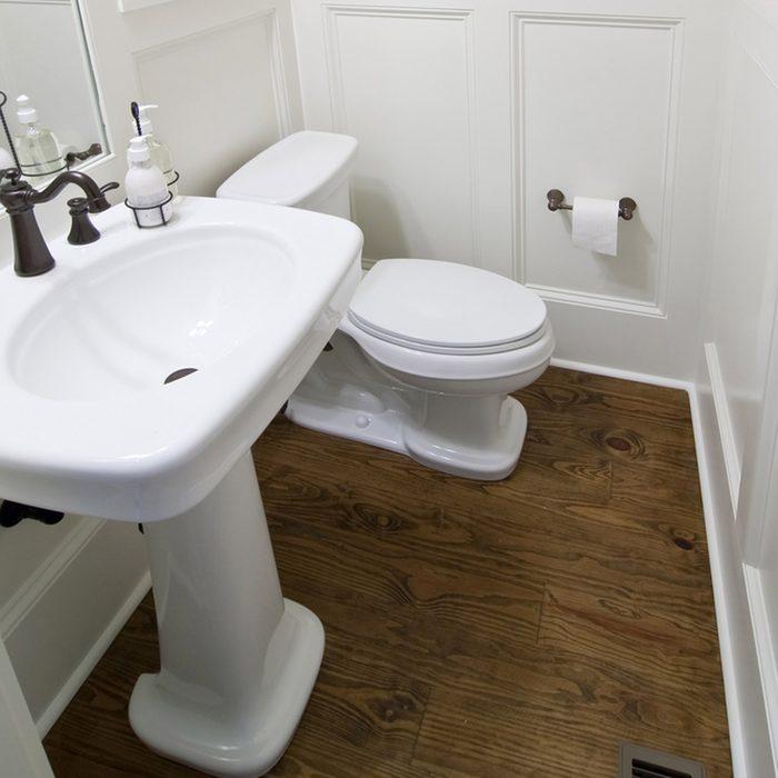 Extra Bathroom