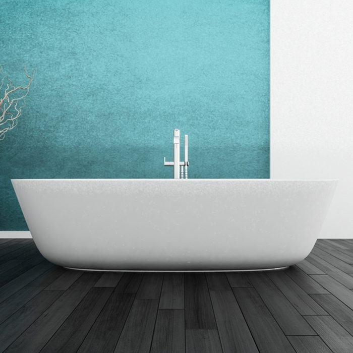 Go Bold with your Bathroom Color