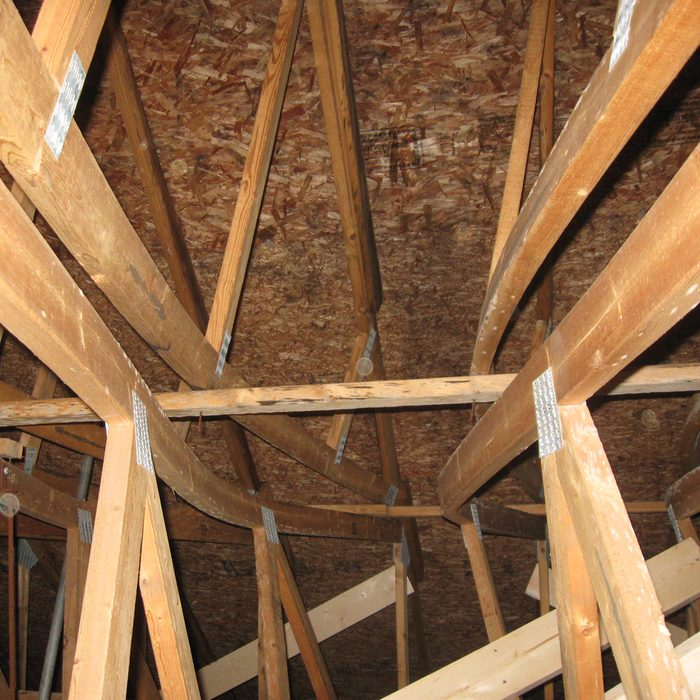 Very poorly done trusses | Construction Pro Tips