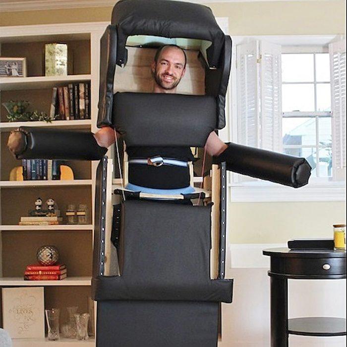 Chairformer Halloween Creation Idea