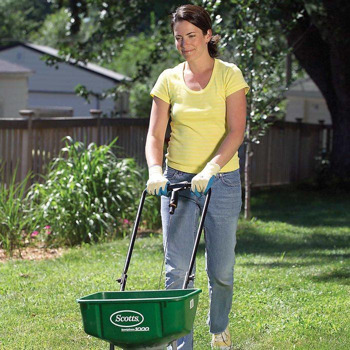 Fertilize and Revitalize