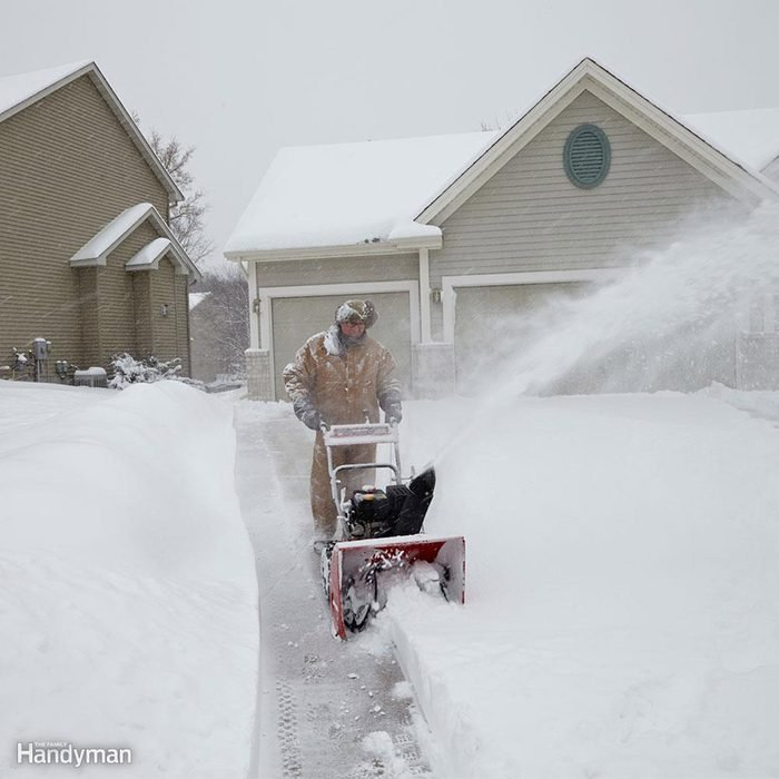 The average snowfall depth and the type of snow you get are the next factors to consider