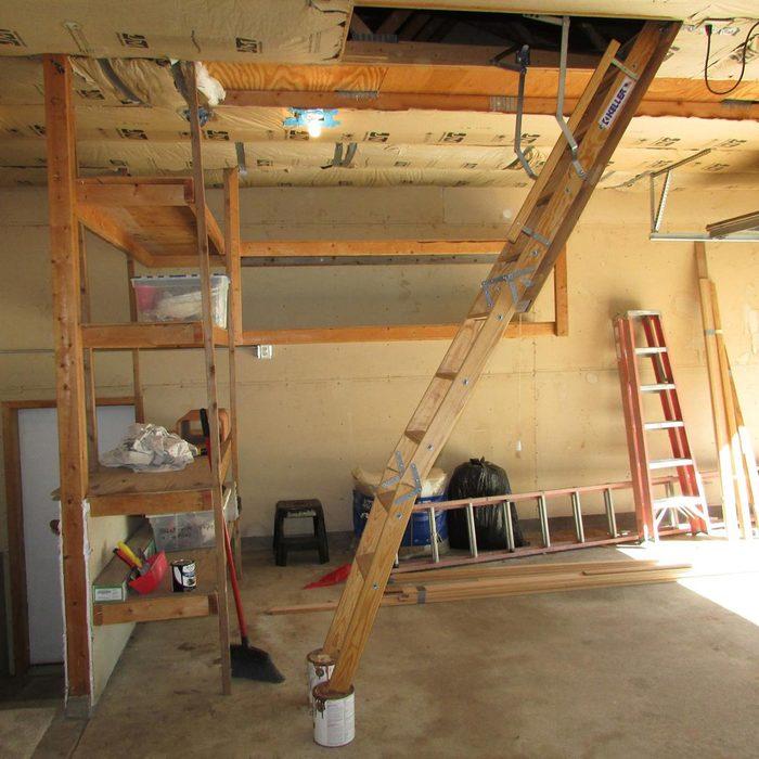 Ladder Extender Part 2