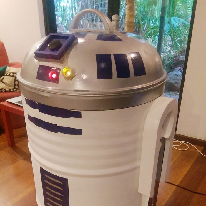 R2D2 Beer Cooler/Ice Box