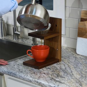 DIY Pour-Over Coffee Maker
