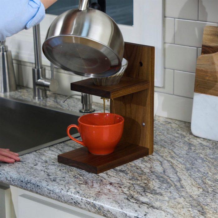 DIY Pour Over Coffee Maker