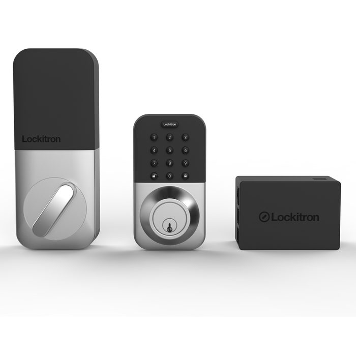 Lockitron Bolt Offers Versatility and Peace of Mind