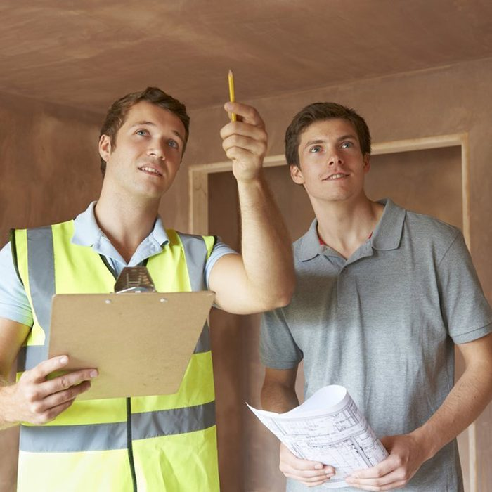 Get a Home Inspection